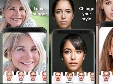 Ini Aplikasi yang Bisa Mengubah Wajah Jadi Tua Selain FaceApp
