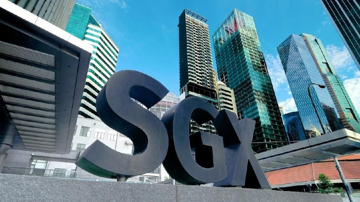 SGX: Bursa Singapore (Youtube/SGXChannel)
