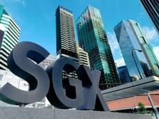 AS Mau Batasi Investasi ke China, Bursa Singapura Terkapar