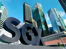 Optimis Ekonomi Global Tumbuh, Straits Times Menghijau