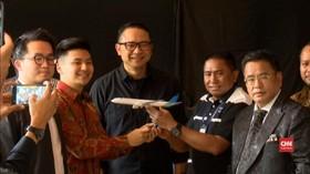 VIDEO: Rius dan Garuda Indonesia Berdamai, Laporan Dicabut