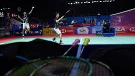 Hasil Indonesia Open 2019: Fajar/Rian Gagal ke Semifinal