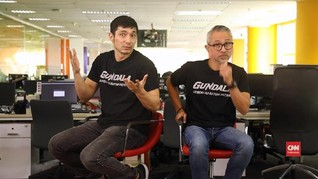 VIDEO: 'Gundala' dan Patriot Versi Abimana-Lukman Sardi