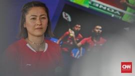 Gronya Laris Diburu Penggemar di Indonesia Open 2019