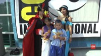 VIDEO: Ragam Cosplay di 50 Tahun San Diego Comic-Con