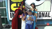 VIDEO: Ragam Cosplay di 50 Tahun San Diego Comic-Con