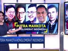 Putera Mahkota Konglomerat Indonesia