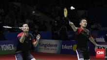 Hasil Indonesia Open 2019: Dua Wakil di Semifinal
