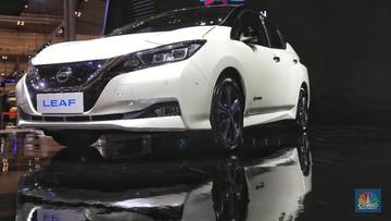 Ada Pendatang Baru Mobil Listrik Di Ri Harga Rp 600 Jutaan