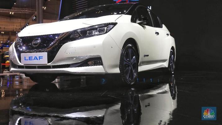 Sempat Diterpa Isu PHK, Nissan Mau Bawa Mobil Listrik ke RI