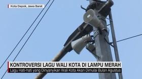 VIDEO: Kontroversi Lagu Wali Kota di Lampu Merah