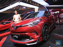 Penjualan Mobil di Juli Amblas 17%, Grup Astra Paling Boncos
