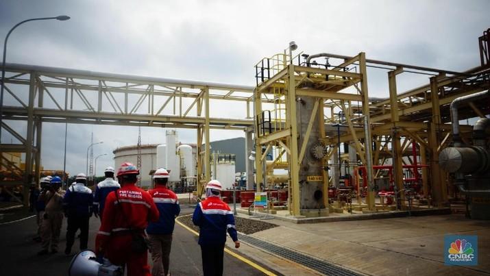 Pertamina sebut nasib kilang Cilacap ditentukan akhir bulan ini