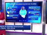 Kinerja Bank Raksasa Global Q2-2019