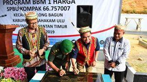 Kiprah BPH Migas dalam BBM 1 Harga di Kalimantan