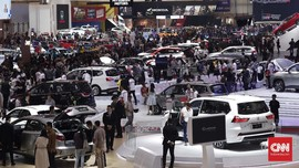 2 Menteri Minta Gaikindo Lobi Sri Mulyani 'Sunat' Pajak Mobil