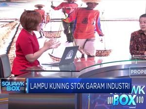 Gawat, Stok Garam Industri Kian Tipis