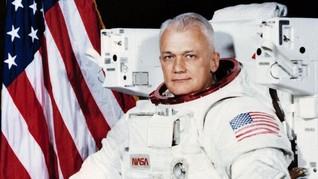Sosok Selain Neil Armstrong yang Sudah Jelajahi Antariksa