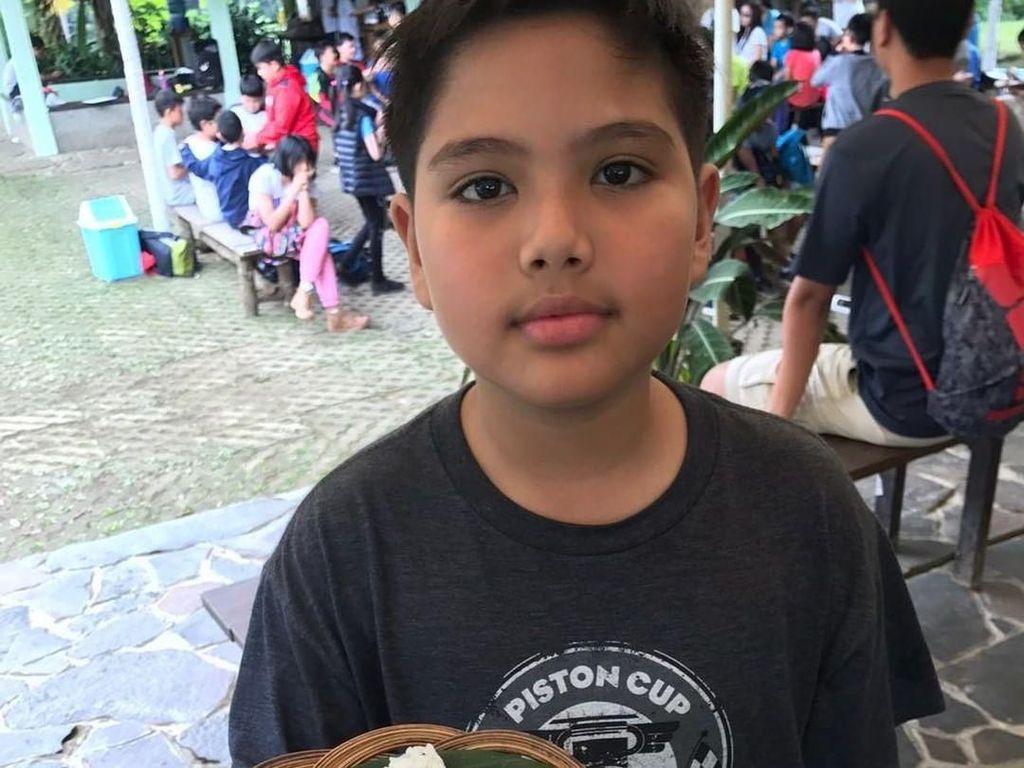 Ini dia anak Cut Keke dan Malik. Namanya Xavier Rasyad Pasca Aliva. Foto: Instagram cutkeke_xavier