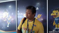 Berkenalan dengan Agus Santoso, Pelatih Thailand yang Tangani Kentaphon