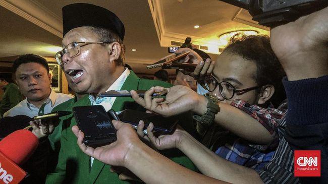 PPP Sebut Survei LSI Soal Perppu KPK Tak Bisa Jadi Acuan