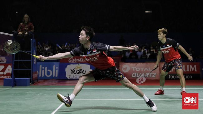 Harga Tiket Final Indonesia Open 2019