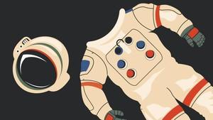 INFOGRAFIS: Fakta Baju Astronaut Saat Misi Apollo 11 ke Bulan