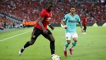 Manchester United Tumbangkan Inter Milan 1-0 di ICC