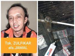 Ditangkapnya Jamal karena Sabu Bikin Geger Grup WA Pemain 'Preman Pensiun'