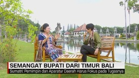 VIDEO: Semangat Bupati Dari Timur Bali (3-5)