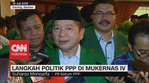 VIDEO: Langkah Politik PPP di Mukernas IV