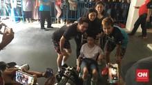 Sore yang Indah untuk Samuel di Indonesia Open