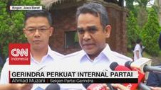 VIDEO: Gerindra Perkuat Internal Partai