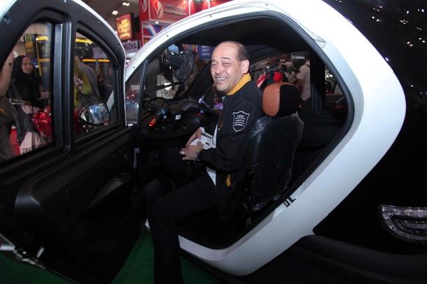 Ketum SNCI Dukung Kendaraan Listrik