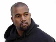 Heboh Kanye West Mau Jadi Presiden AS, Bisa?