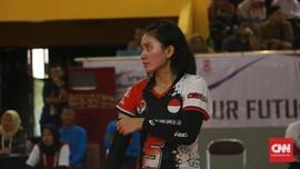 Chantika Laviara, dari Voli ke TNI AD