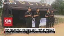 VIDEO: Penyelidikan Insiden Bentrok di Mesuji