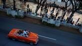 Havana adalah tempat teratas kedua untuk tango di dunia pada 1950-an.Ada banyak orkestra, klub, dan kabaret di Buenos Aires.Semua seniman tango Argentina datang untuk bernyanyi di Havana. (REUTERS/Alexandre Meneghini).