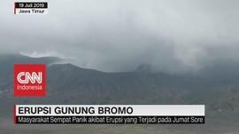 VIDEO: Erupsi Gunung Bromo