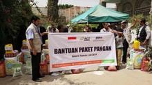 ACT Salurkan Bantuan Paket Pangan di Yaman