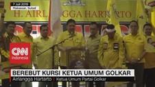 VIDEO: Berebut Kursi Ketua Umum Golkar