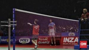 Indonesia Open 2019: Kevin Sempat Kesal dengan Liu Yuchen