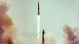 Roket Orion Siap Kembali Bawa Manusia ke Bulan 2024