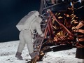 Detik Tegang Misi Apollo 11, 50 Tahun Jejak Manusia di Bulan