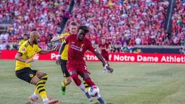Liverpool Kalah dari Sevilla 2-1 di Laga Pramusim