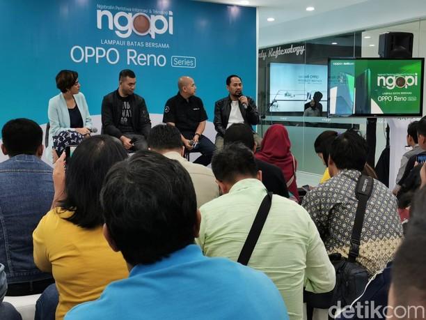 Menjajal Magisnya Kamera Oppo Reno 10X Zoom