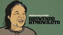INFOGRAFIS: Kutipan Karya Indah Arswendo Atmowiloto