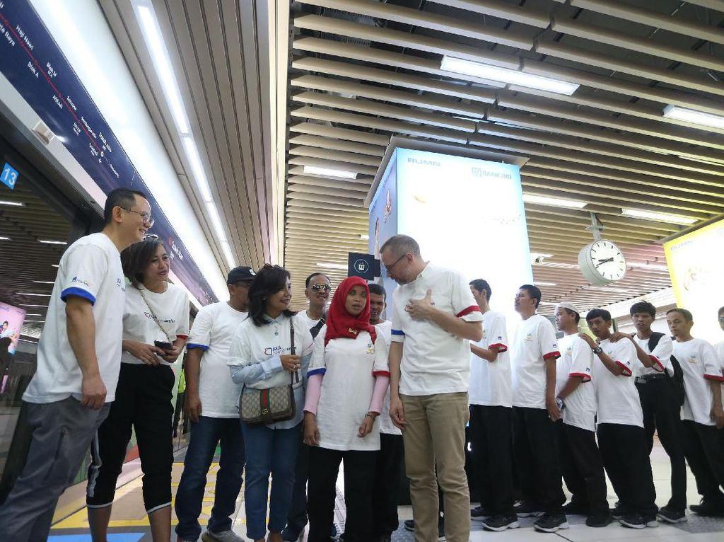 Kegiatan pekan CSR ini merupakan kegiatan yang dilakukan secara tahunan oleh semua entitas AXA Group di seluruh dunia sejak 2011 dan merupakan puncak dari rangkaian kegiatan yang dilakukan di lima kota besar di Indonesia yakni Jakarta, Semarang, Yogyakarta, Bogor dan Surabaya.