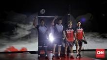 Kevin/Marcus Waspada Ahsan/Hendra di Final Indonesia Masters
