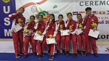Klasemen Medali ASG 2019: Indonesia Masih di Puncak